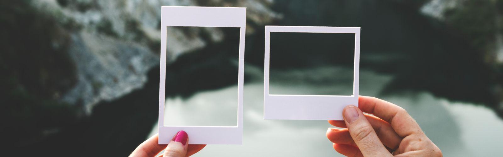Zwei Bilder vergleichen
